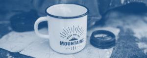 Photo d'une tasse et d'une boussole - MyStartR
